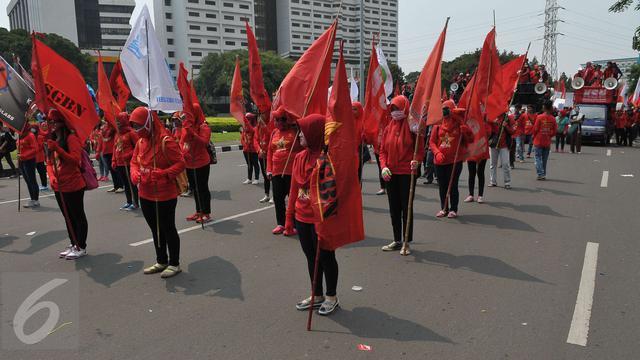 Kadin Khawatir Investor Cabut ke Luar Negeri Akibat UMP Naik Terus