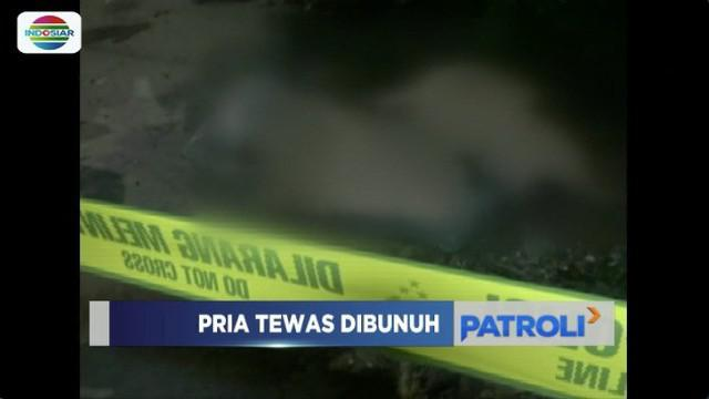 Kembali ditemukan jasad pria dengan empat luka tusuk di Tambora, Jakarta Barat.