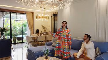 [Fimela] Rumah baru Syahnaz Sadiqah dan Jeje Govinda