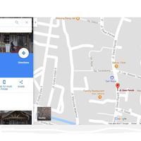 Kalau kamu menemukan kasus serupa Jalan Dewi Persik di Google Maps, maka kamu bisa melaporkannya ke sini. (Foto: infobekasi.co.id)