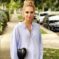 Chiara Ferragni, fashion blogger asal Italia Melahirkan Anak Pertamanya. (Foto: @chiaraferragni)