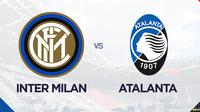 Liga Italia: Inter Milan Vs Atalanta. (Bola.com/Dody Iryawan)