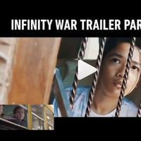 Lewat Infinity War Trailer with Antman Cameo yang muncul di 9gag, siswa SMAN 4 Bojonegoro curi perhatian masyarakat dunia maya. (Foto: Instagram)