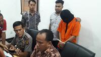 Muncikari EH usai ditangkap Ditreskrimum Polda Jambi