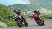 Ducati Multistrada V4. (Motorcyclenews)
