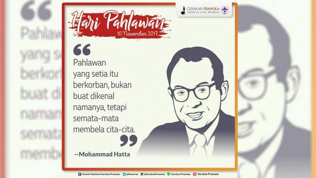 kutipan keren para pahlawan nasional siapa favoritmu citizen