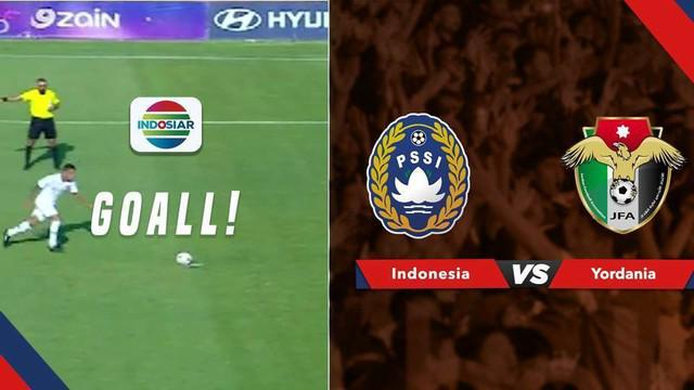 Berita video peran striker Beto Goncalves untuk membuat Timnas Indonesia membobol gawang Yordania. Seperti apa aksinya dan gol penalti yang ditorehkan Beto?