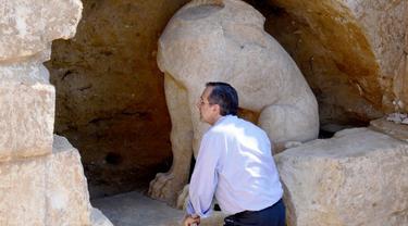 Makam kuno Yunani