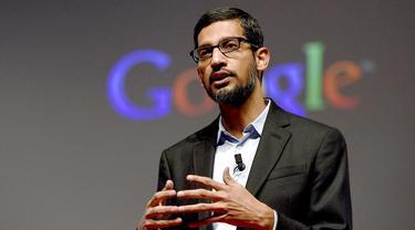Sundar Pinchai, CEO Google (AFP)