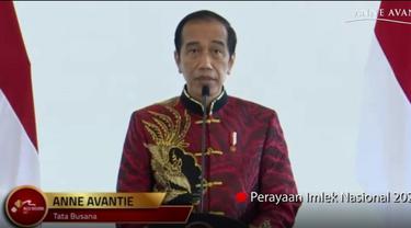 Makna di Balik Batik Sawunggaling Rancangan Anne Avantie untuk Jokowi