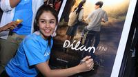 Preskon film Dilan (Deki Prayoga/bintang.com)