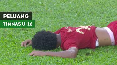 Berita video momen Timnas Indonesia U-16 yang memiliki peluang emas saat menang 2-0 atas Iran U-16 pada Piala AFC U-16 2018, Jumat (21/9/2018).
