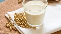 Ingin berat badan menjadi ideal? Konsumsi susu kedelai secara rutin