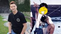 6 Potret Lawas Lucky Perdana, Bukti Awet Muda (Sumber: Instagram/_luckyperdana)