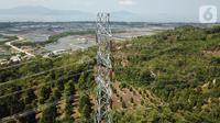 Ribuan menara tersebut, melewati jaringan yang berada pada enam gardu induk dan membentang dari Wotu, Malili, Lasusua, Kolaka, Unaaha hingga Kendari.( Dok: Humas PLN)
