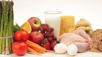 Gambar Makanan Empat Sehat Lima Sempurna (Sumber: chermonabeauty.com)