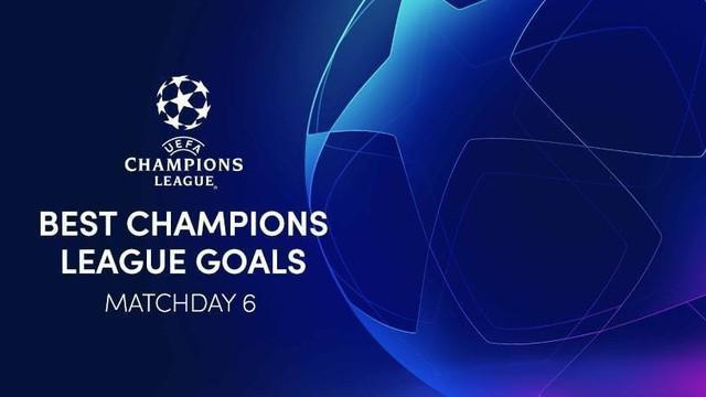 Berita video 5 gol terbaik di Liga Champions matchday 6, salah satunya gol Neymar ke gawang Istanbul Basaksehir.