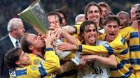 Pada zamannya Parma sukses menjelma menjadi salah satu tim menakutkan di Eropa (uefa.com)