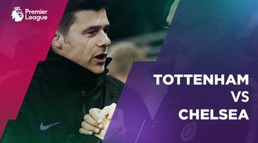 Berita video statistik pertandingan Tottenham Hotspur Vs Chelsea pada laga pekan ke-13 Premier League