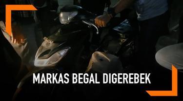 Empat tersangka pelaku begal dengan kekerasan di daerah Percut Seituan Sumatera Utara ditangkap polisi. Penangkapan dilakukan di tempat persembunyian tersangka.