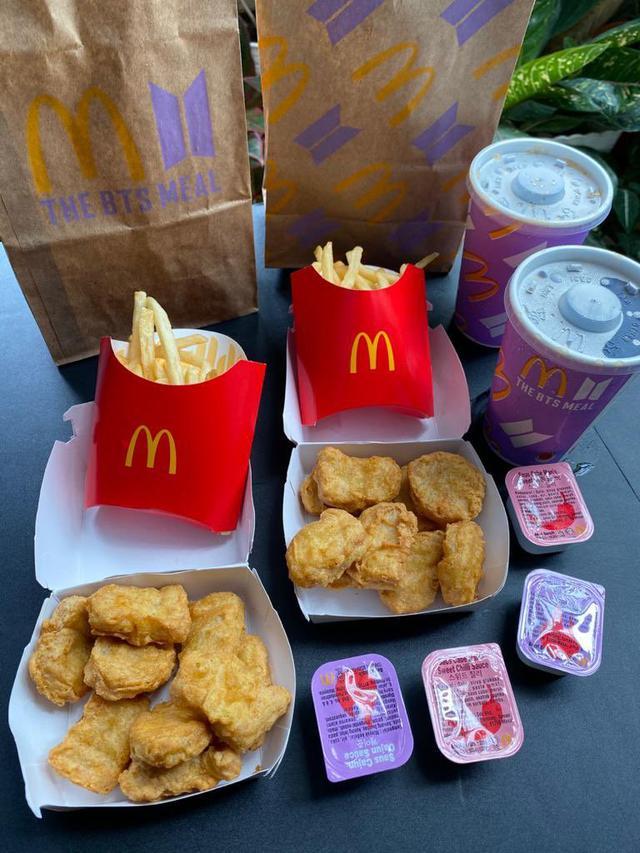 McDonald's: BTS MEAL