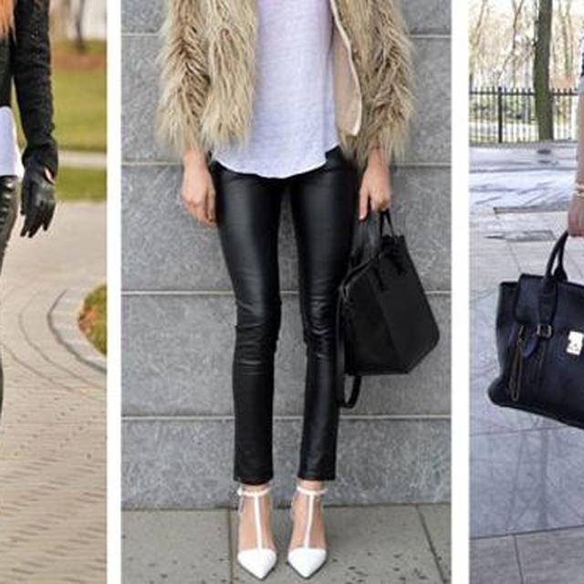 3 Tips Tampil Modis Dengan Celana Legging Ala Selebritas Fashion Beauty Liputan6 Com