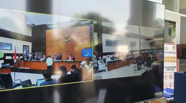 Sidang Rizieq Shihab terkait Kasus RS Ummi