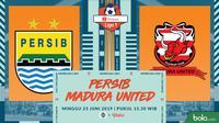 Shopee Liga 1 - Persib Bandung Vs Madura United (Bola.com/Adreanus Titus)