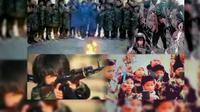Beredar Video ISIS  Mengancam Perang di Indonesia dan Malaysia (Strait Times/Video Grab)
