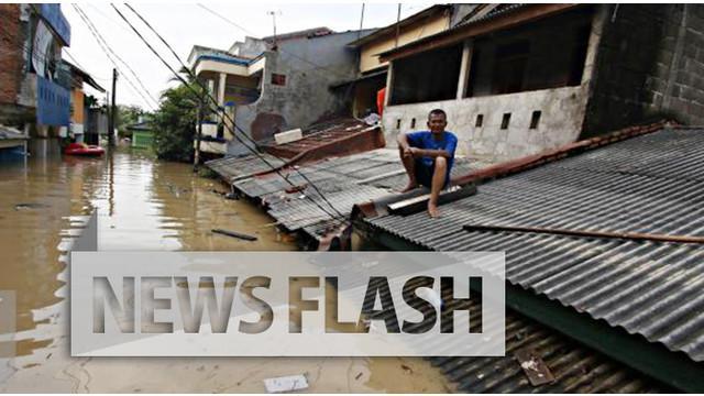 Selain dikelilingi kawasan yang memiliki curah hujan tinggi, faktor-faktor ini juga membuat banjir di Bekasi sulit diatasi.