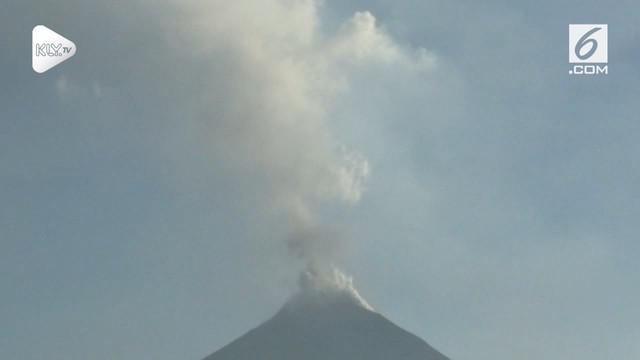 Gunung Soputan yang terletak di Kabupaten Minahasa Tenggara, Sulawesi Utara meletus 3 Oktober 2018 pada pukul 08.47 Wita.