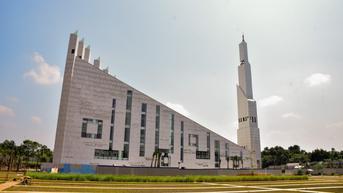 Universitas Islam Internasional Indonesia Siap Digunakan November 2021