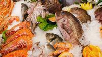 Bau amis pada seafood (sumber:  PublicDomainPictures/Pixabay)