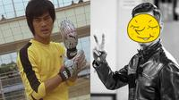 Ingat Kiper Shaolin Soccer Si Tangan Petir? Ini 6 Potret Terbarunya (sumber: Instagram.com/wongemme)