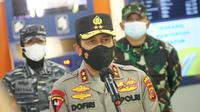 Kapolda Jawa Barat Inspektur Jenderal Ahmad Dofiri. (Liputan6.com/Huyogo Simbolon)