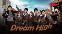 Drama Korea Dream High kini bisa ditonton di Vidio. (Sumber: Vidio)
