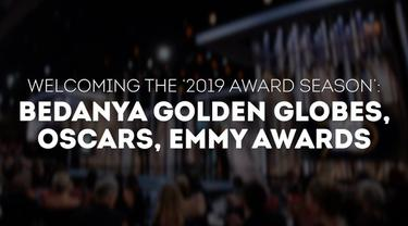 Award Season atau musim penghargaan film dan serial di Hollywood akan segera dimulai. Tapi apa sih bedanya Golden Globes, Oscar dan Emmy Awards?