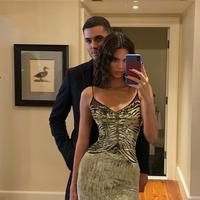 Kendall Jenner dan Fai Khandra (Instagram/kendalljenner)