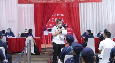 Grup Astra dukung program vaksinasi gotong royong (Dok: Grup Astra)