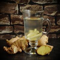 Manfaat minum air jahe saat puasa./Copyright shutterstock.com