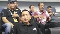 Imam Sudjarwo, ketua umum PP PBVSI (Liputan6.com/Switzy Sabandar)