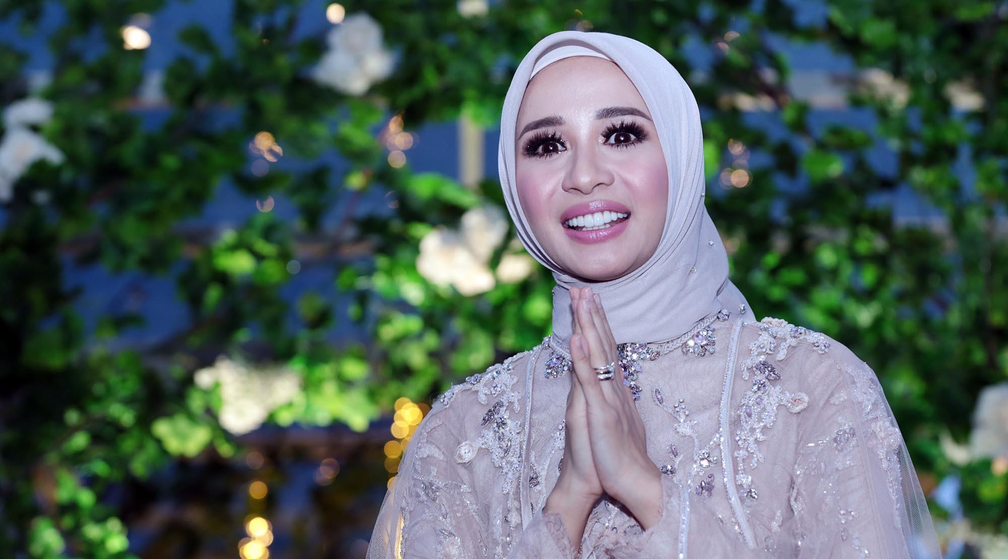 Laudya Cynthia Bella. (Deki Prayoga/Bintang.com)