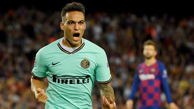 Messi Jadi Penentu Transfer Lautaro Martinez ke Barcelona