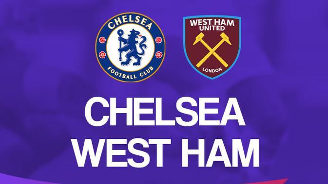 Link Live Streaming Liga Inggris Chelsea Vs West Ham ...
