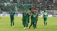 Persebaya Surabaya akan akan berhadapan dengan Arema Malang (Dimas Angga/Liputan6.com)