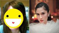 Beda Penampilan 6 Aktris Tanah Air Saat Bangun Tidur, Cantik Natural (sumber: Instagram.com/therealdisastr)