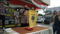 Polisi menangkap pelaku penculikan terhadap sejumlah anak belasan tahun di Kota Depok. (foto: dokumentasi Polres Depok)