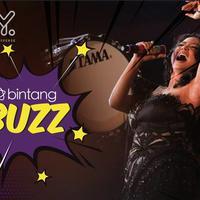 Ada yang berbeda dari penampilan Dewi Perssik semalam di panggung HUT SCTV Ke-28.