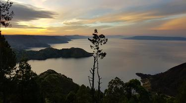 Danau Toba Sumatera Utara.