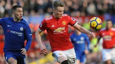 Manchester United Menang Atas Chelsea